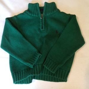 GENTLY USED POLO BY RALPH LAUREN 24M SWEATER